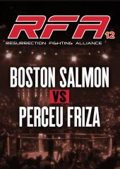 Boston Salmon vs. Perceu Friza