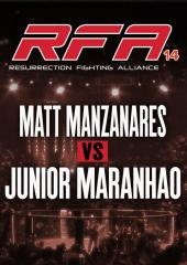 Matt Manzanares vs. Junior Maranhao