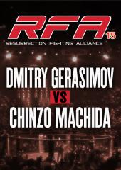 Dmitry Gerasimov vs. Chinzo Machida