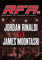 Jordan Rinaldi vs. James Moontasri
