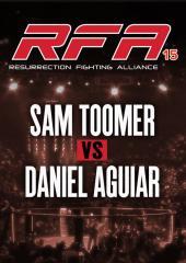 Sam Toomer vs. Daniel Aguiar