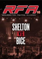 Eric Shelton vs. Sid Bice