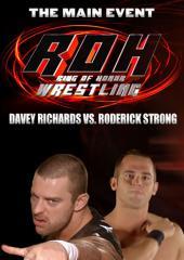 Davey Richards vs. Roderick Strong