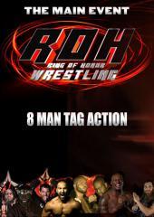 8-Man Tag Action