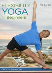 Rodney Yee Flexibility Yoga for Beginners