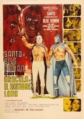 Santo y Blue Demon vs. Drcula y el Hombre Lobo