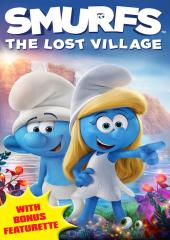 Smurfs: The Lost Village with Bonus Featurette