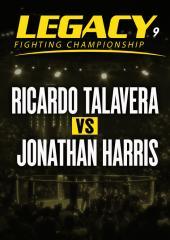 Ricardo Talavera vs. Jonathan Harris