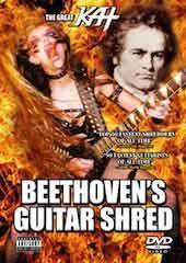 Great Kat - Beethoven's Guitar Shred