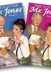Take A Letter Mr. Jones