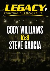 Cody Williams vs. Steve Garcia