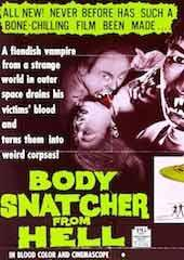 Body Snatcher From Hell