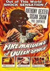 Fire Maidens of Outer Space