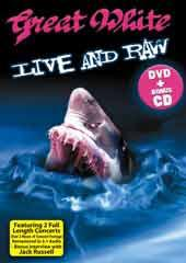 Great White - Live And Raw Pt 1