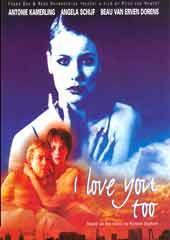 I Love You Too (Ik ook van jou)