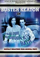 Buster Keaton - Parlour, Bedroom And Bath
