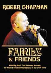 Roger Chapman - Family and Friends