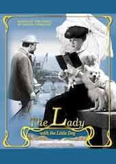 The Lady with The Little Dog