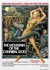 Mountain of The Cannibal God