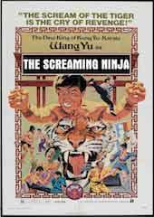 The Screaming Ninja