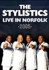 The Stylistics - Live In Norfolk 2005