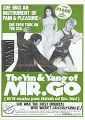The Yin And Yang Of Mr. Go
