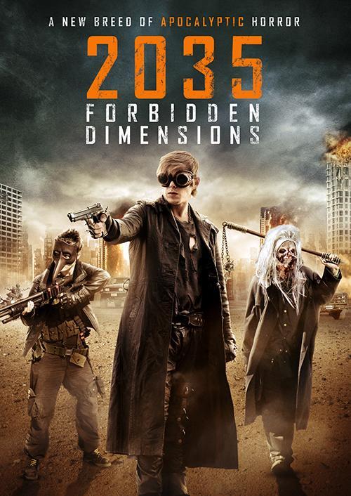 2035 Forbidden Dimensions