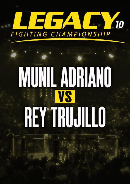 Munil Adriano vs. Rey Trujillo
