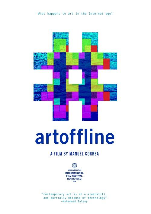#artoffline