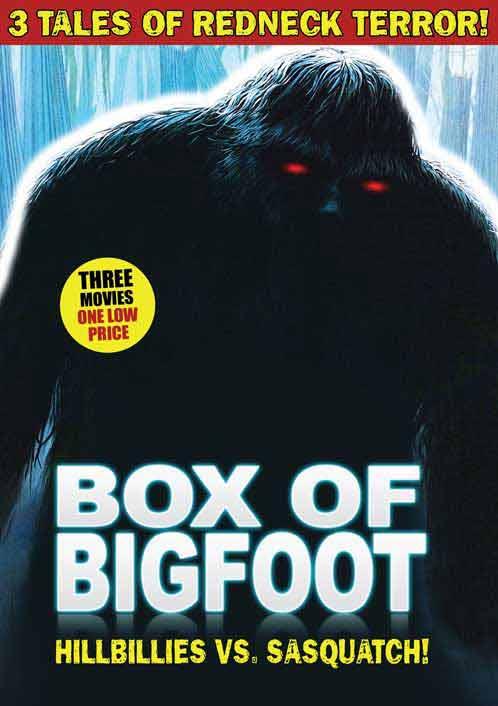 Box of Bigfoot: The Capture of Bigfoot