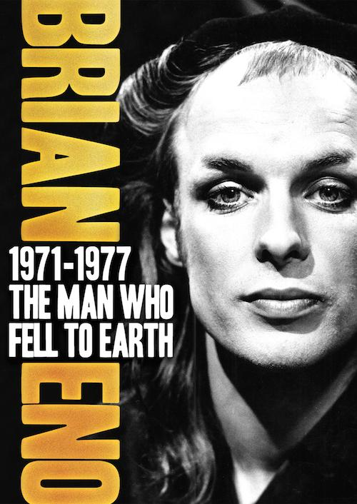 Brian Eno - The Man Who Fell To Earth
