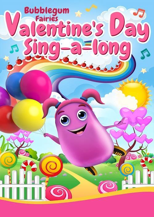 Bubblegum Fairies' Valentines Day Party