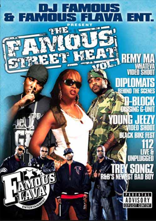 Famous Street Heat - Volume 1
