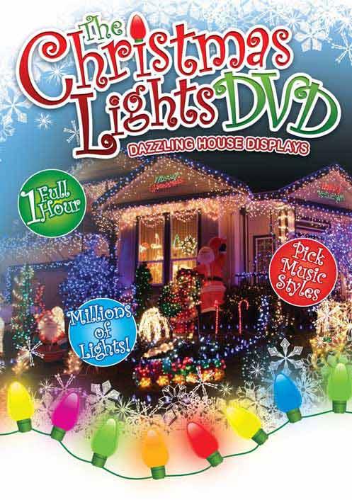 The Christmas Lights DVD