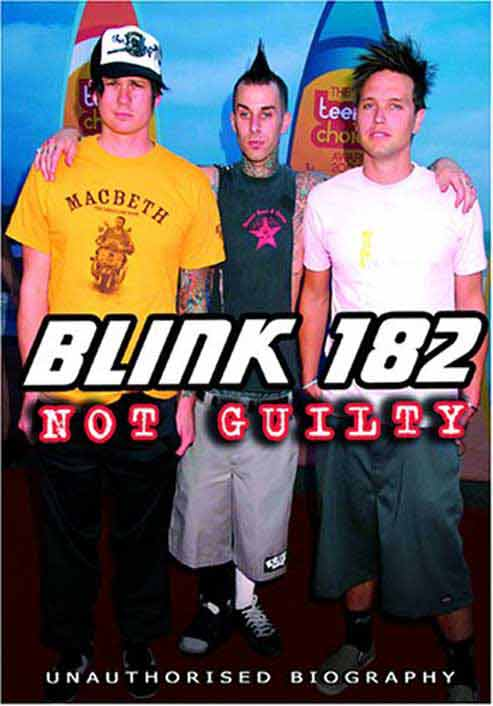 Blink 182 - Not Guilty
