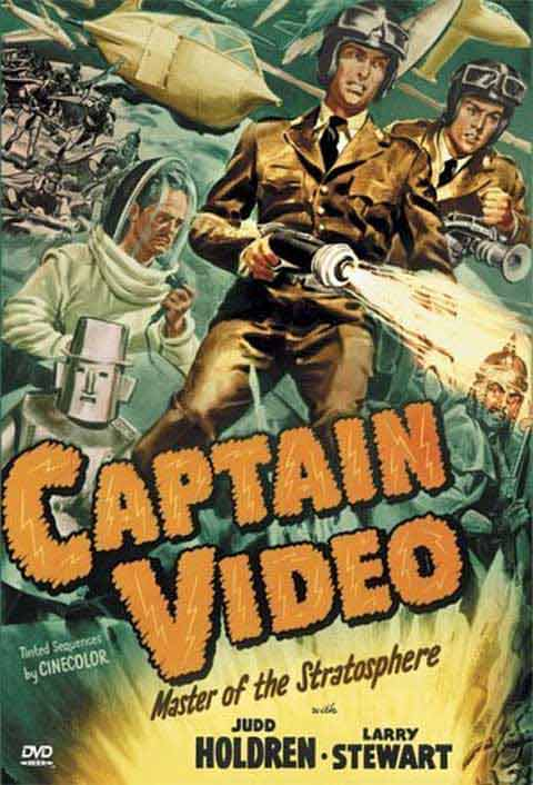 Invisible Menace - Captain Video S1 E8