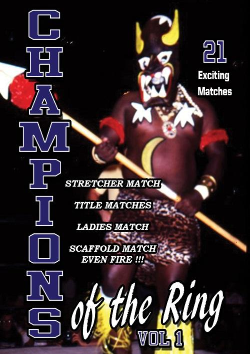 Champions Of The Ring Volume 1