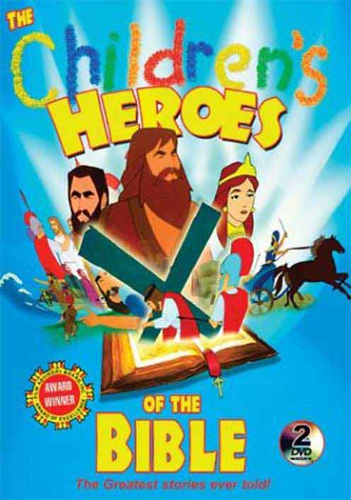 The Story of Elijah - Children's Heroes of the Bible: The Story of Elijah S1 E4