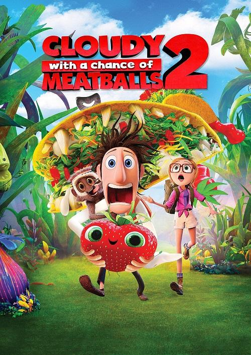 Cloudy with a Chance of Meatballs 2