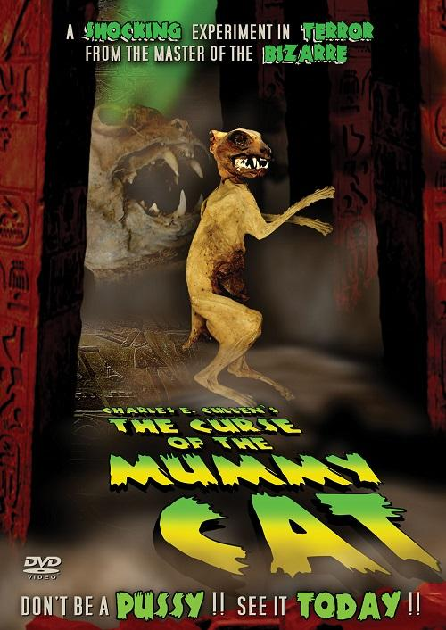 The Curse Of The Mummy Cat