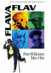Flava Flav - Prince Of Blackness Takes A Bow Unauthorized
