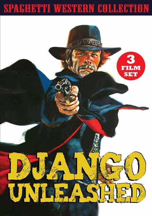Django Unleashed: Sartana vs. Trinity