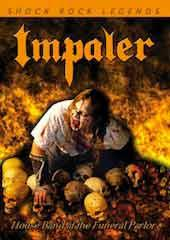 Impaler- House Band at the Funeral Parlor