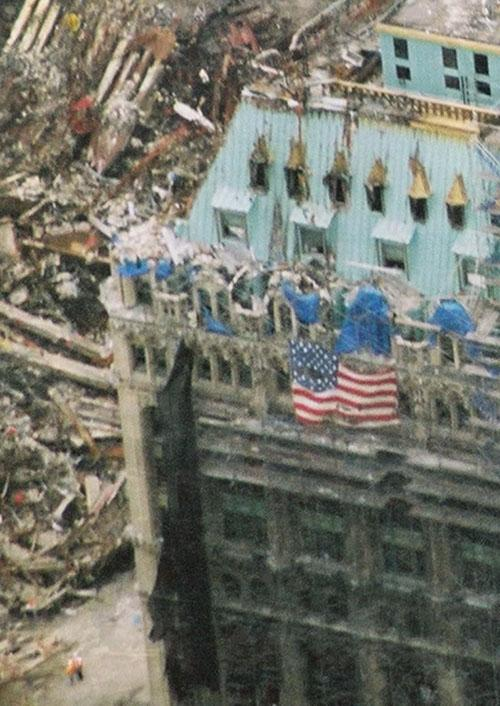 Ground Zero Flag Rescue