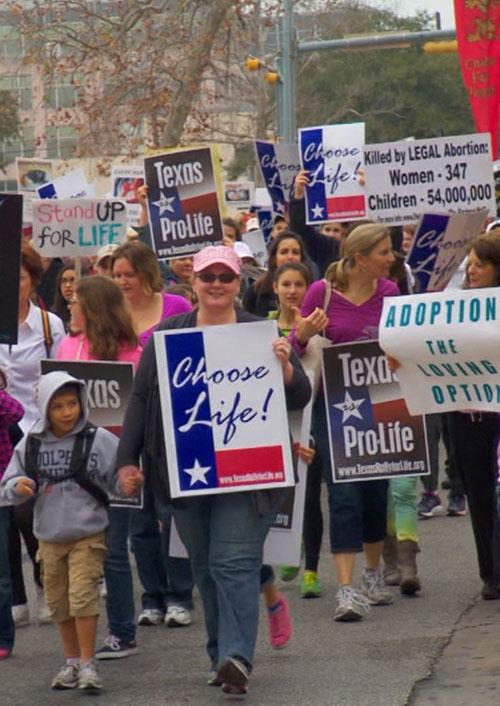 Texas Abortion Battle