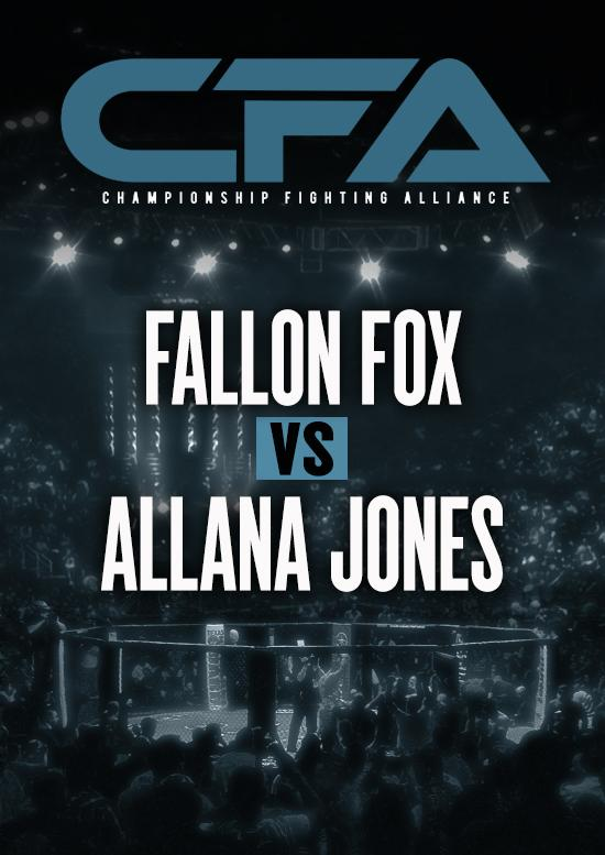 Fallon Fox vs. Allana Jones