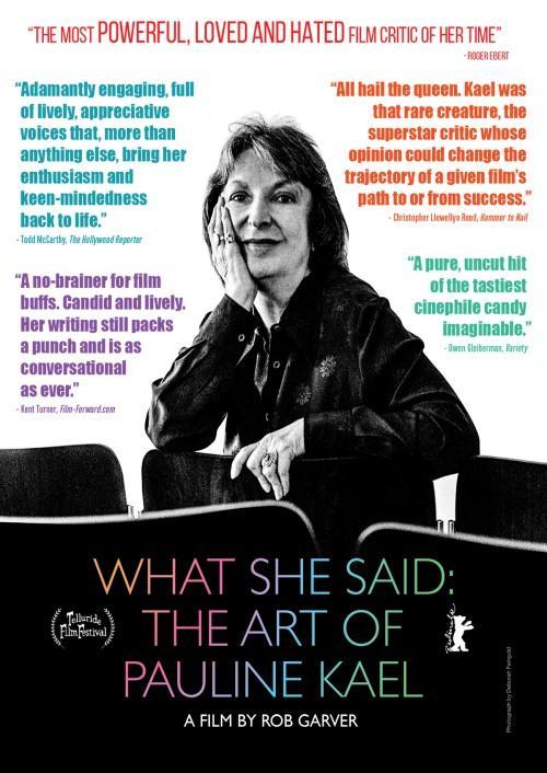 What She Said: The Art Of Pauline Kae