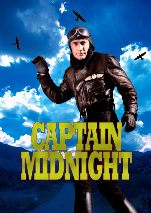 Captain Midnight Chapter 1: Mysterious Pilot