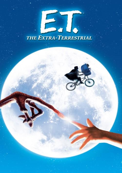 E.T. The Extra=Terrestrial