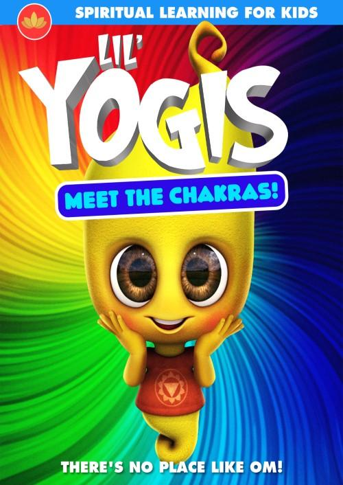 Lil' Yogis: Meet the Chakras